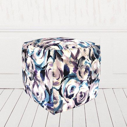 Пуфик-кубик Роузи 01