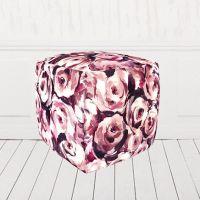 Пуфик-кубик Роузи 02