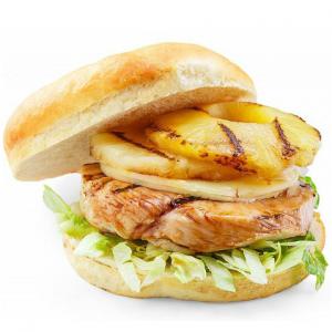 Бургер Ананас/Чили