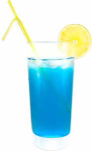 Голубая лагуна 0,3 л