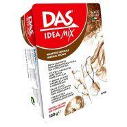 Паста для моделирования, 100гр DAS IDEA MIX, коричневый (арт. 342006)