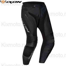 Мотоштаны кожаные Ixon Falcon, Черный