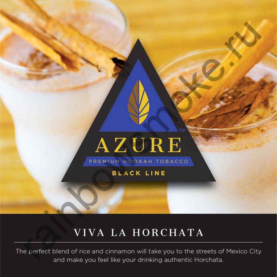 Azure Black 50 гр - Viva la Horchata (Орчата)