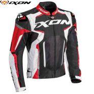 Мотокуртка Ixon Gyre, Черный/белый/красный