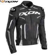 Мотокуртка Ixon Gyre, Черный/белый