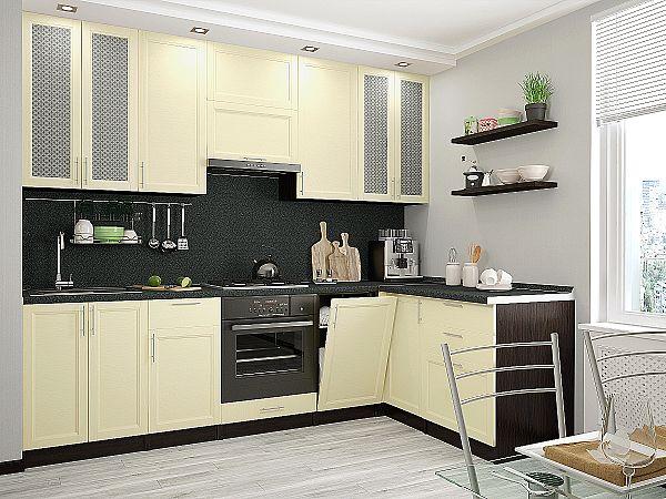 Кухня Сканди-04 Ivory Wood
