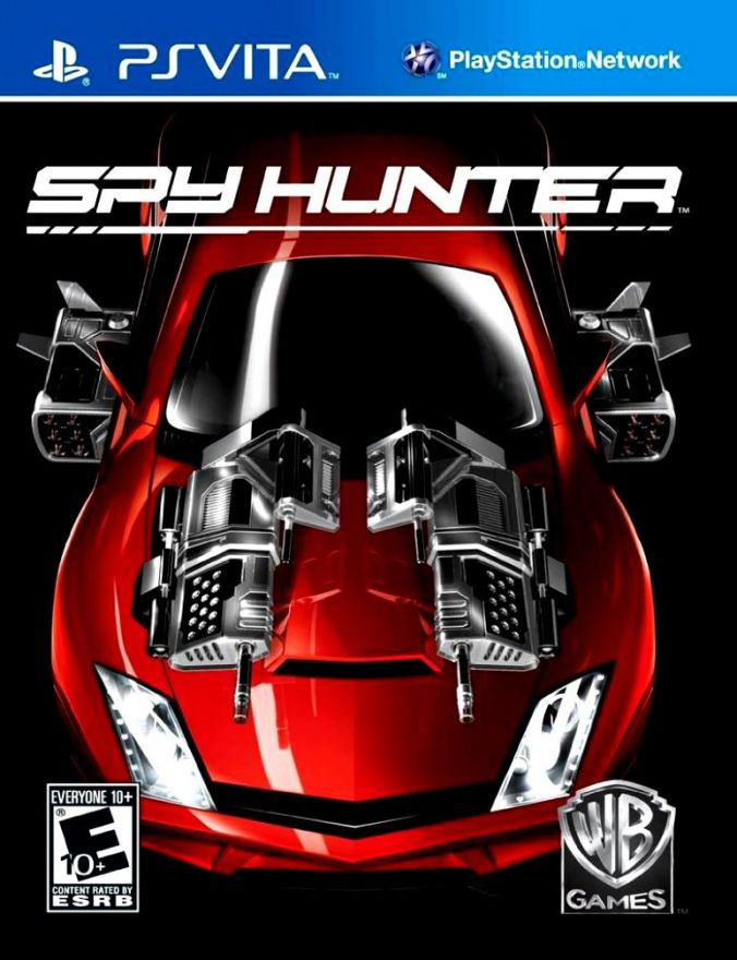 Игра Spy Hunter (PS Vita)