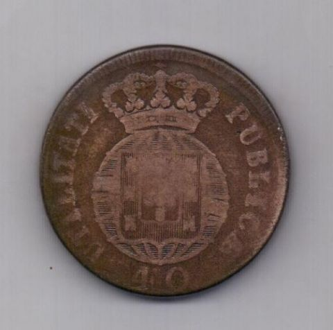 40 рейс 1821 года Португалия