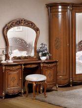 Стол туалетный АЛЛЕГРО с навесным зеркалом