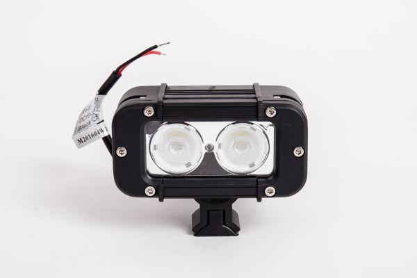 Прямоугольная светодиодная LED фара рассеянного света LP10 - 20W CREE