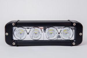 Однорядная светодиодная LED балка дальнего света LP10 - 40W CREE