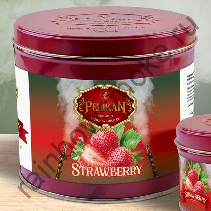 Pelikan 1 кг - Strawberry (Клубника)