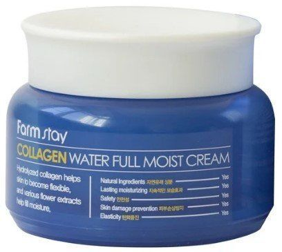 КРЕМ ДЛЯ ЛИЦА КОЛЛАГЕН FarmStay Collagen Water Full Moist Cream