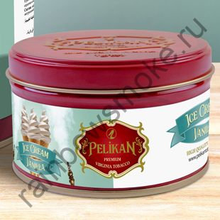 Pelikan 200 гр - Ice Cream Vanilla (Ванильное Мороженое)