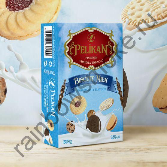 Pelikan 50 гр - Biscuit Milk (Молочный Бисквит)