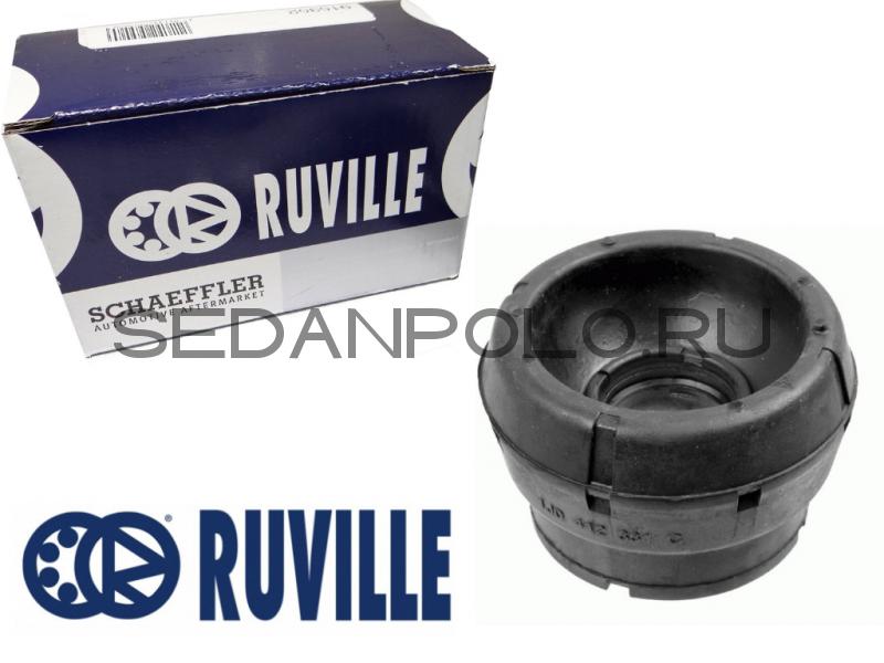 Опора амортизатора RUVILLE Volkswagen Polo Sedan