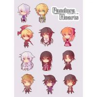 Стикеры Pandora Hearts