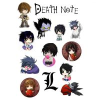Стикеры Death Note