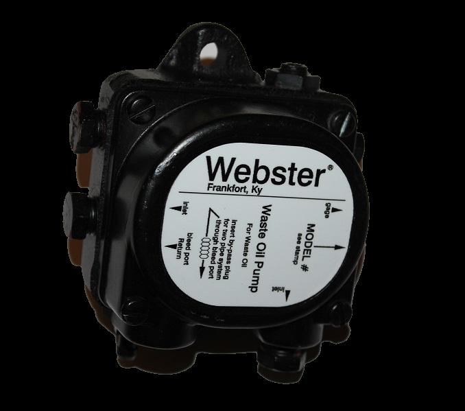 Насос для горелок на отработанном масле Webster