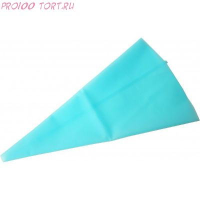 Мешок кондитерский силиконизированный 49 см синий