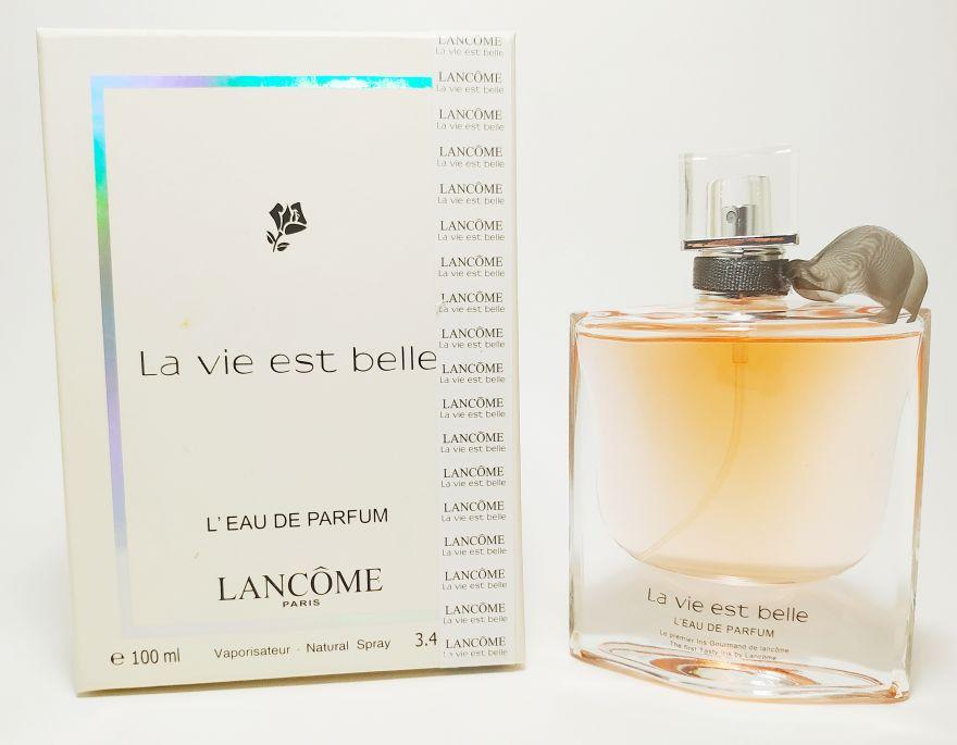 Lancome La Vie Est Belle L Eau De Parfum 100 мл - подарочная упаковка