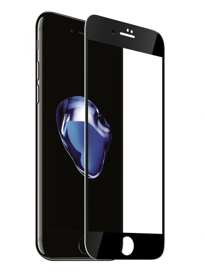 Защитное стекло iPhone 7/8 Plus 9D (полноразмерное)