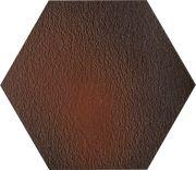 Cloud Brown Duro Heksagon Плитка напольная структурная 26х26х1,1 (заказная)