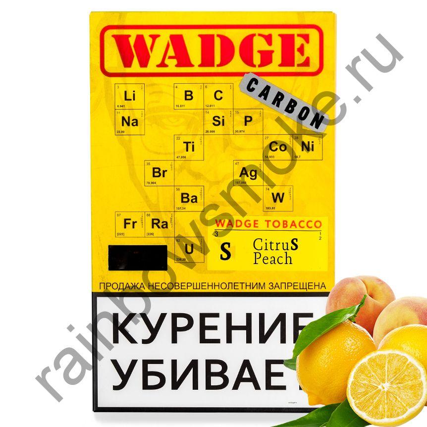 Wadge 100 гр - CitruS Peach (Цитрус Персик)
