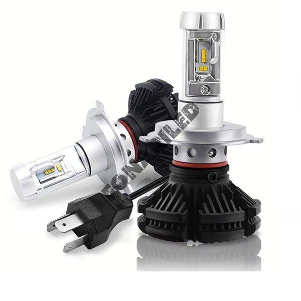 Светодиодные лампы H4 серия ZES-X3
