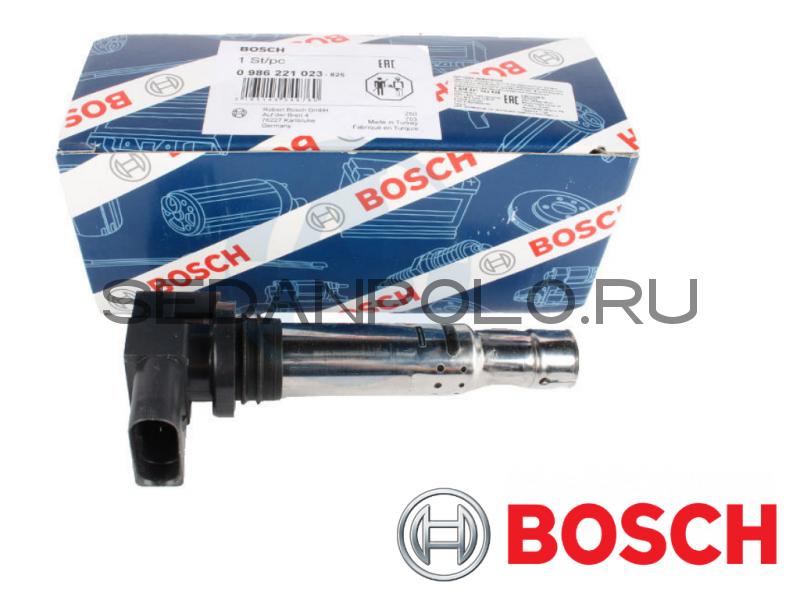 Катушка зажигания BOSCH CFNA/CFNB Polo Sedan/Skoda Rapid