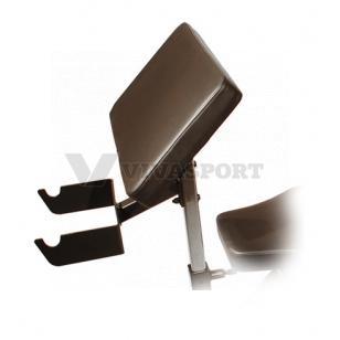 Сгибание рук сидя (опция к скамье SCS-WB) INSPIRE SCS PC2
