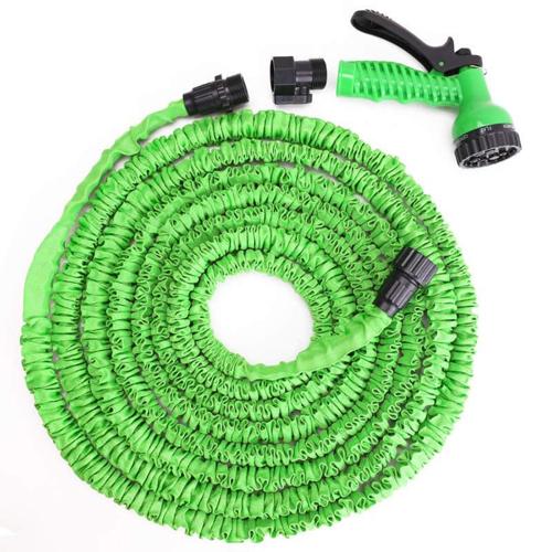 Поливочный шланг Xhose (Икс Хоуз) 45 м, зелёный.
