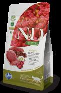 Farmina N&D Cat Quinoa Urinary Duck Утка, киноа, клюква и ромашка 1.5г