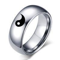 Светлое кольцо Инь Ян