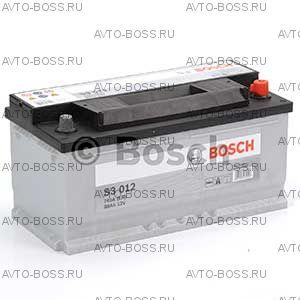 Автомобильный аккумулятор 0092S30120 Bosch S3012 (S3 012) 88 a/h обр 588403074 L5 88 Ач