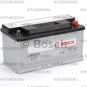 Автомобильный аккумулятор 0092S30130 Bosch S3013 (S3 013) 90 a/h обр 590122072 L5 90 Ач