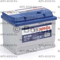 Автомобильный аккумулятор 0092S40070 BOSCH (S4 007) 72 a/h обр 572409068 LB3 72 Ач