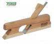 Двойной деревянный фальцгобель PINIE КЛАССИК 255 x 30 x 155 мм, лезвие 30 мм, угол 45 арт. 12-30C/S