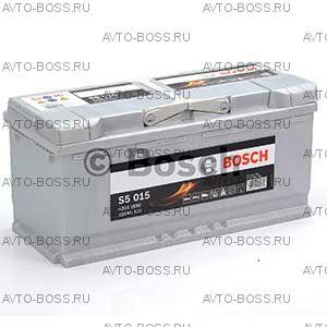 Автомобильный аккумулятор 0092S50150 Bosch S5015 (S5 015) 110 a/h обр 610402092 L6 110 Ач