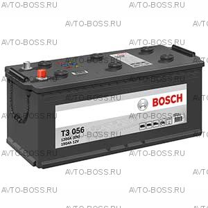 Автомобильный аккумулятор Bosch T3056 (T3 056) 190 a/h прям (Российская полярность) 0092T30560 190 Ач