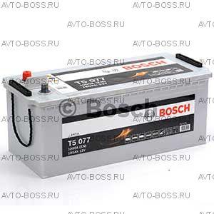 Автомобильный аккумулятор 0092T50770 BOSCH (T5 077) T5 Heavy Duty Extra 680108100 180 Ач