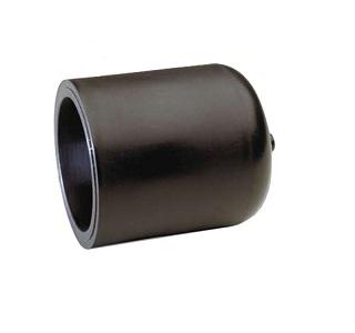 Заглушка ПНД литая 400 ПЭ 100 SDR 11