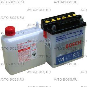 Аккумулятор мотоциклетный (мото) BOSCH MOBA 3a/h (M4 F15) 0092M4F150 12V Y6 (YB3L-A) (YB3L-A) 3 Ач