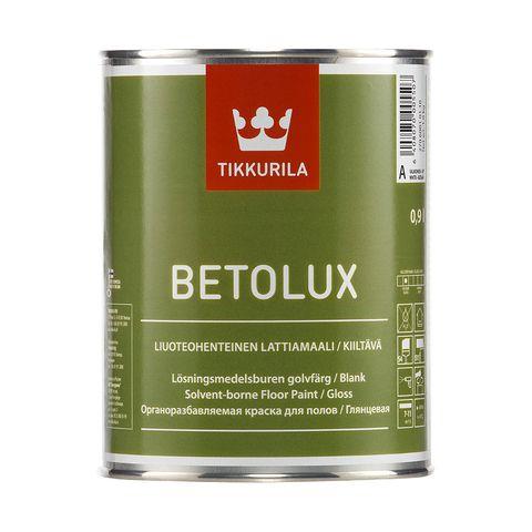 Краска для полов Betolux
