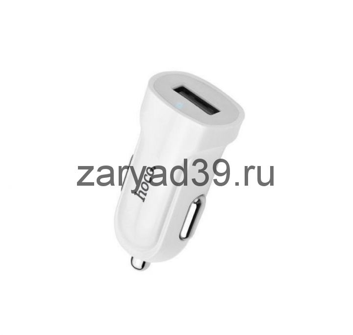 Автомобильное зарядное устройство Hoco Z2 (1 USB)
