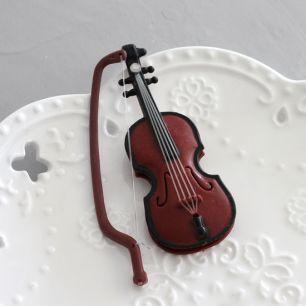 Кукольный аксессуар - Скрипка 8 см