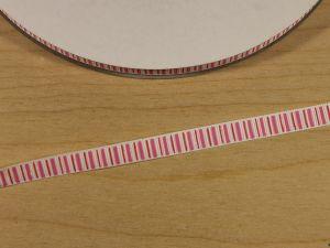 Лента репсовая с рисунком, ширина 9 мм, длина 10 м, Арт. ЛР5807-2