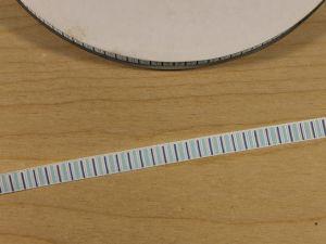 `Лента репсовая с рисунком, ширина 9 мм, Арт. Р-ЛР5807-1