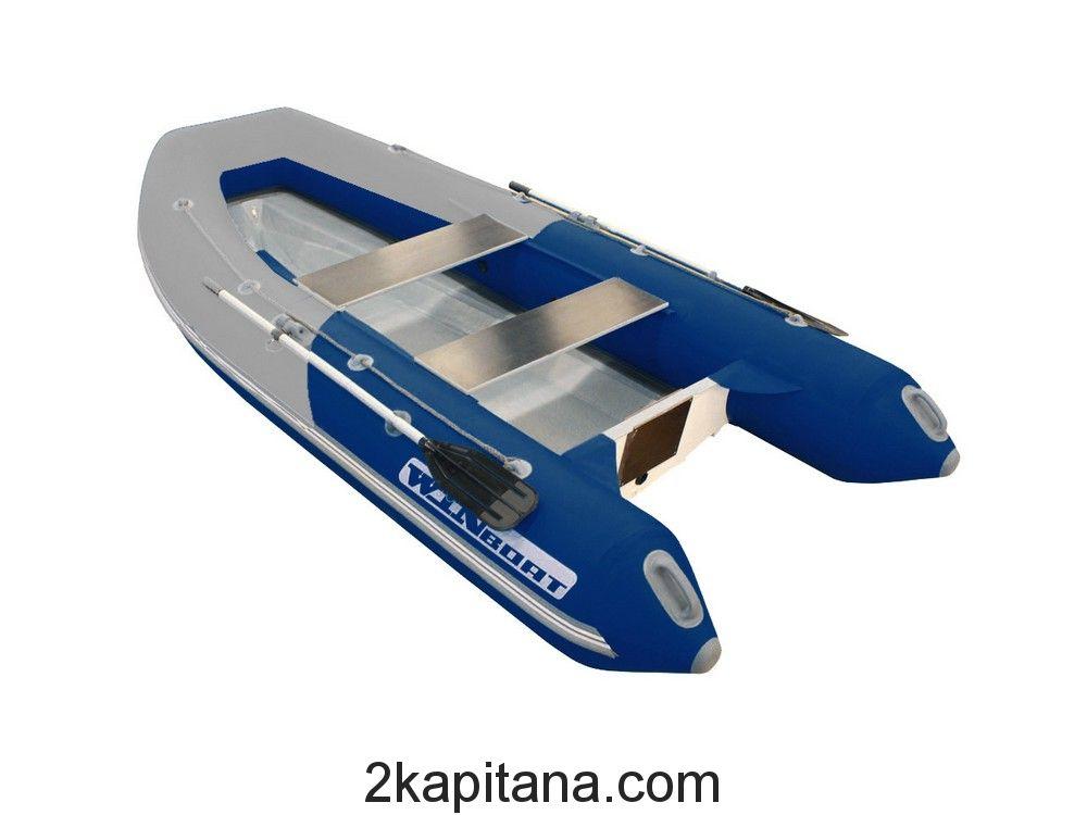 Лодка РИБ WinBoat 330 R