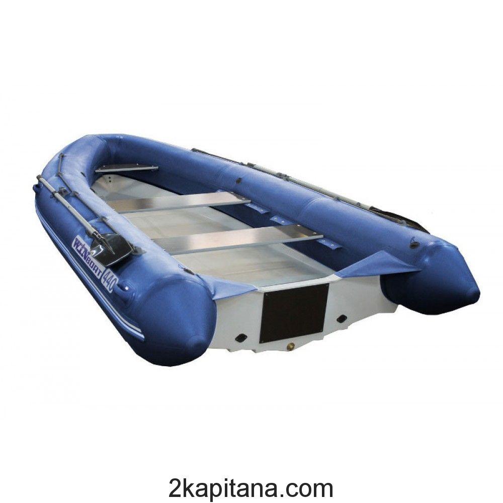 Лодка РИБ WinBoat 440 R